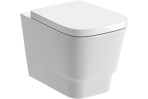AMYRIS WALL HUNG TOILET & SC SEAT