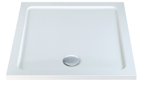 REFLEX 40MM 800X800 TRAY & WASTE PK