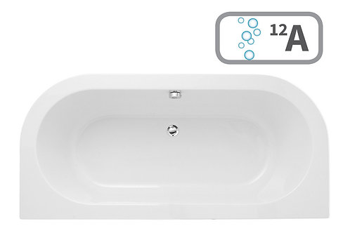 DECADENCE D/END 170X80 0TH BATH W/AIRSPA