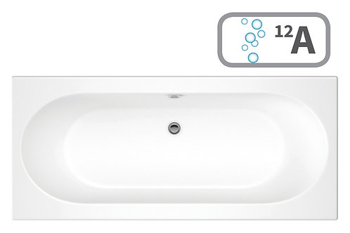 CASCADE D/END 1600X750 0TH BATH W/AIRSPA