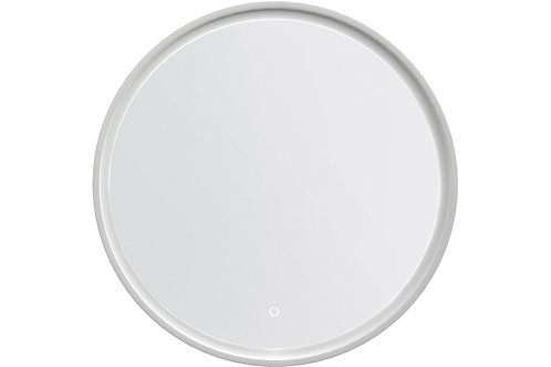 ROSIE ROUND LED MIRROR WHT 800