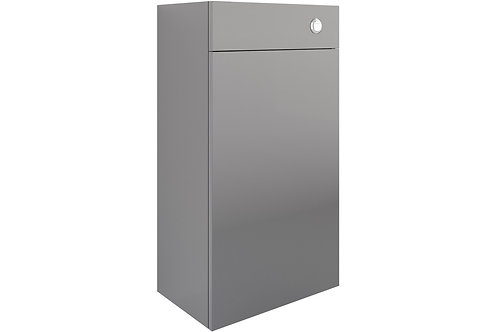 VALESSO 500MM WC UNIT -ONYX GREY