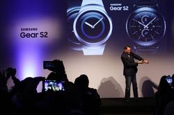 Samsung - Lançamento Gear S2