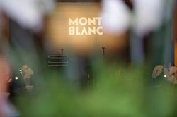 Lançamento Loja MONTBLANC