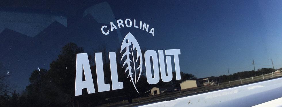 CAO Logo Sticker