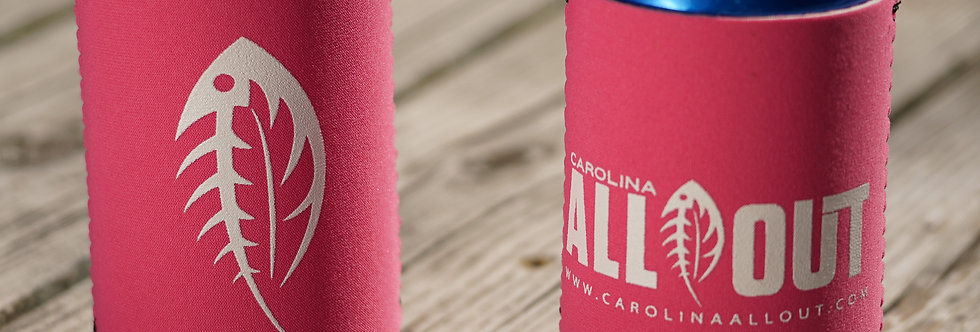 CAO Can Koozie Pink