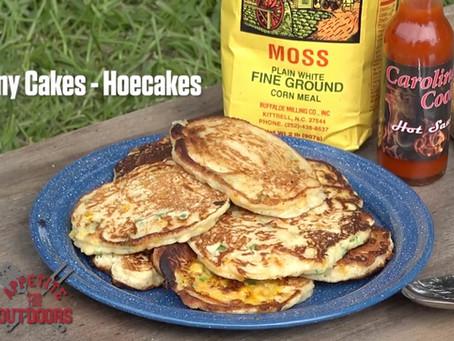 Johnny Cakes - Hoe Cakes