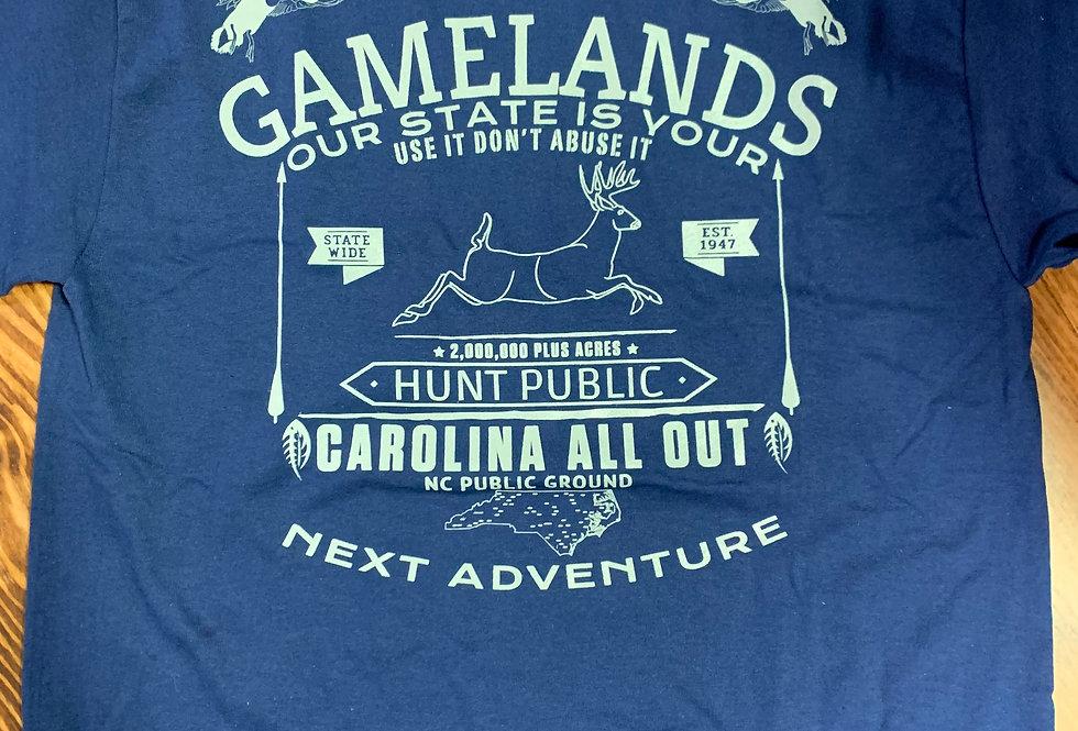 CAO Gamelands