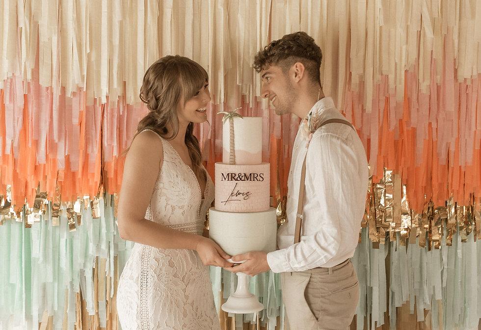 Northampton Wedding Cake
