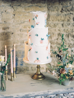 Cotswolds Barn Cake