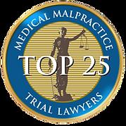 Medical Malpractice top 25