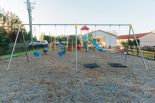 Bi-Pod Swing Frame