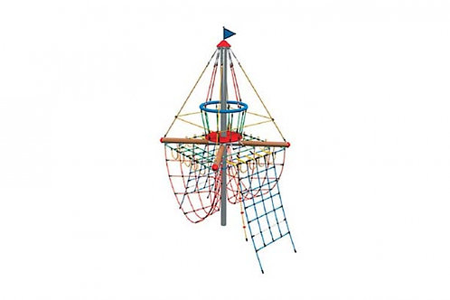 Pirate Tower II Net Climber