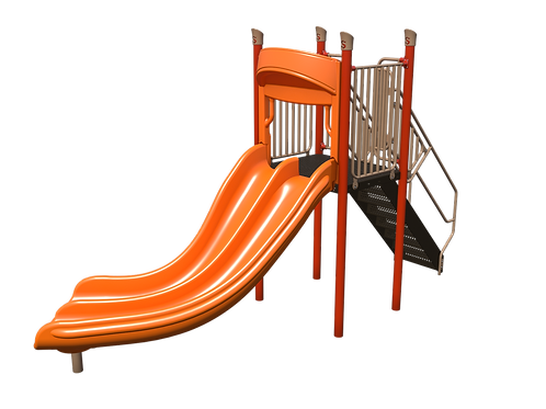 Double Curve Slide