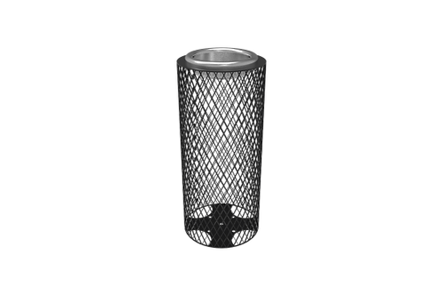 Diamond Pattern Ash Urn