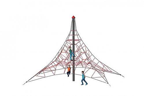 Spider Pyramid 6-4 Net Climber