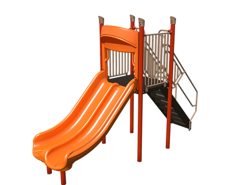 Double Straight Slide