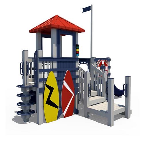 R3-20054-R1 | Lifeguard Shack