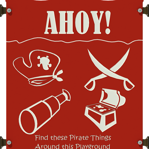 Pirate Hide & Seek
