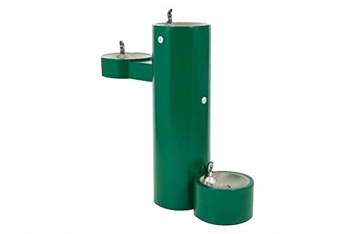 Outdoor Drinking Fountain and Pet Drinking Fountain