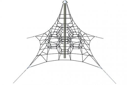 Spider Pyramid 4-4 Net Climber