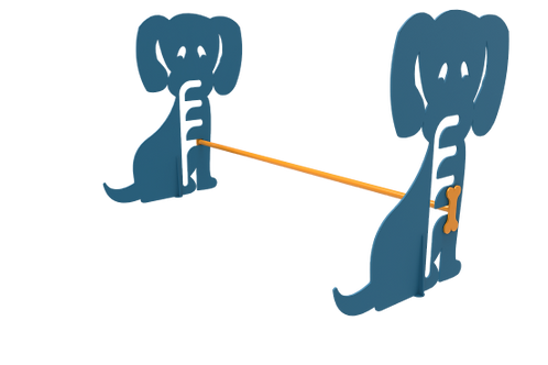 Dog Hurdle