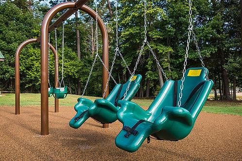 "5"" Arch Swing Frame 1-Bay"