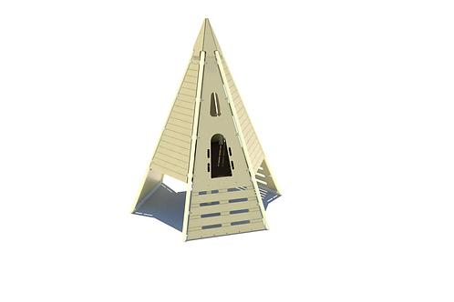 Teepee Climber