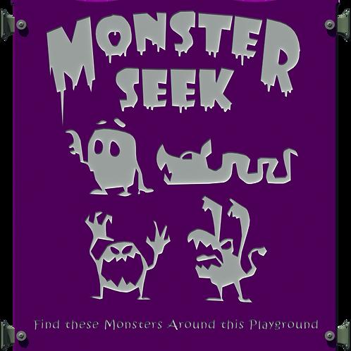 Monster Hide & Seek