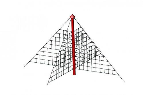 X-Pyramid II Net Climber
