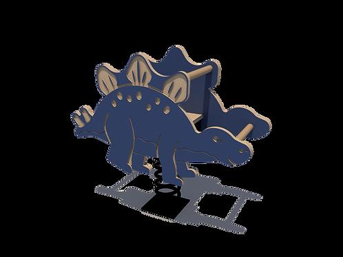 Stegosaurus Rider