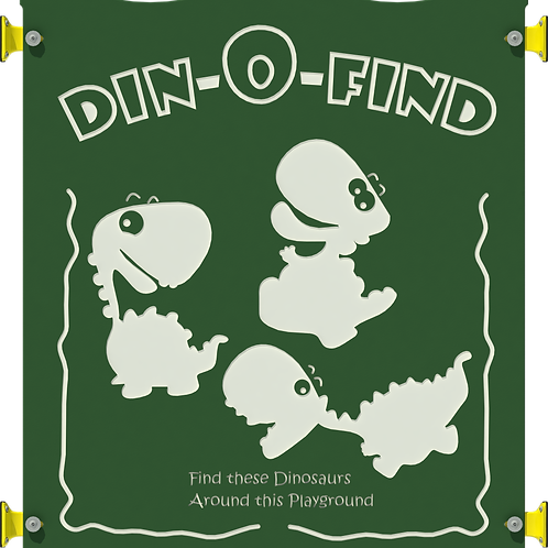 Din-O-Find Hide & Seek