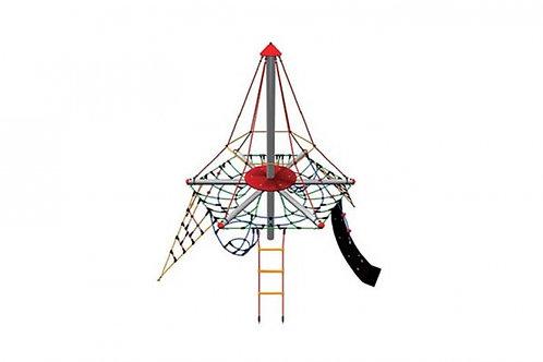 Pirate Tower I Net Climber