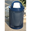 Thumbnail: 32 Gallon Trash Receptacle with Diamond Pattern