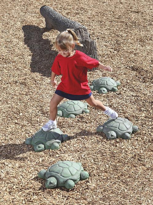 Stepping Turtles