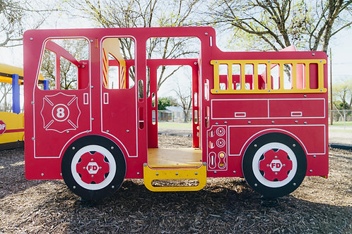 Metro Fire Truck