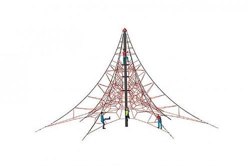 Spider Pyramid 8-6 Net Climber Structure