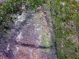 Les énigmes de Morenci, signe gravé sur les rochers 1