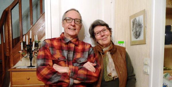 portrait photo des propriétaires du site