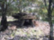 dolmen, dolmen à accès par un couloir