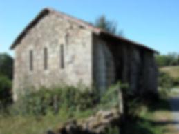Emouvante chapelle du Bois du Rat