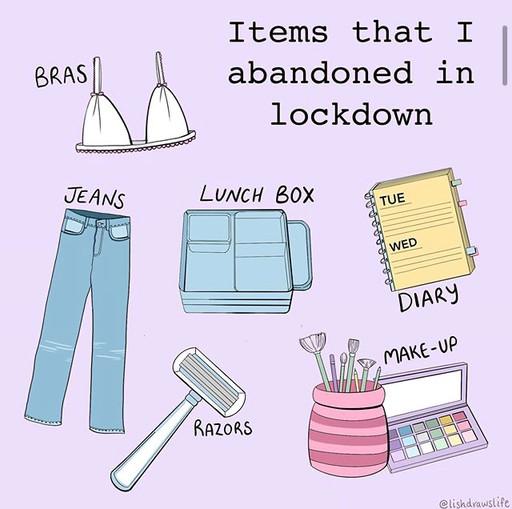 Abandoned Items