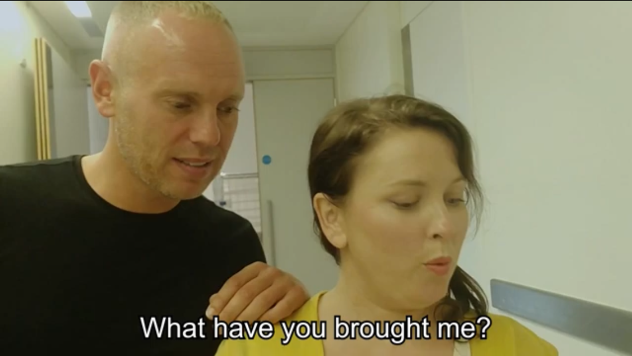 Judge Rinder on the Chemo Chat Show