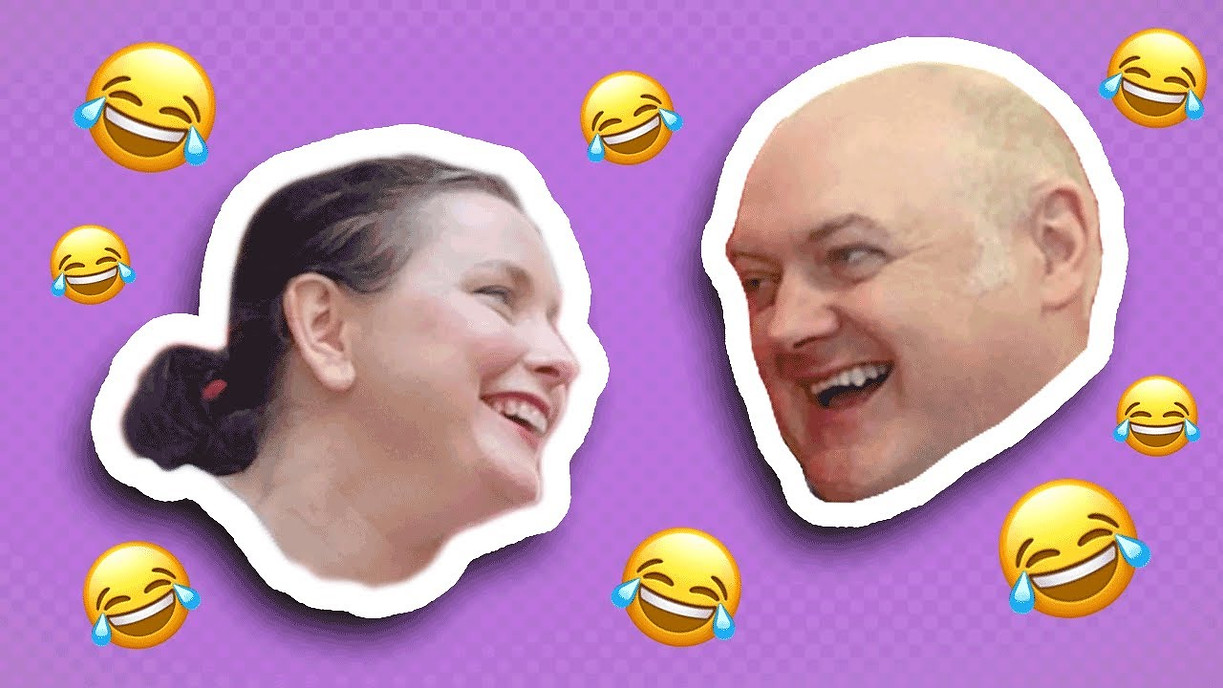 Dara O Briain on The Chemo Chat Show