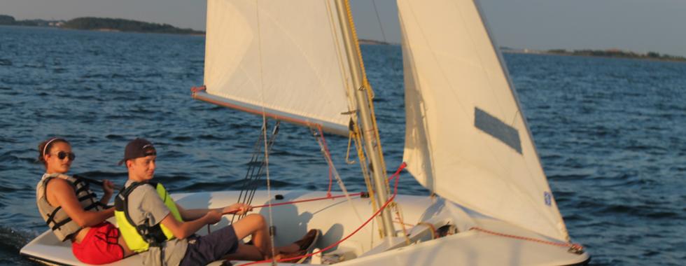 2017 Teen Sailing