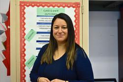 ICHS Teacher Ivonne Mora English Bridges