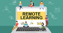 remote learning ICHS International Commu