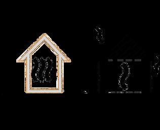 Isı Verimliliği Yüksek Prefabrik Ev