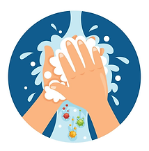 hand washing 2 ICHS International Commun