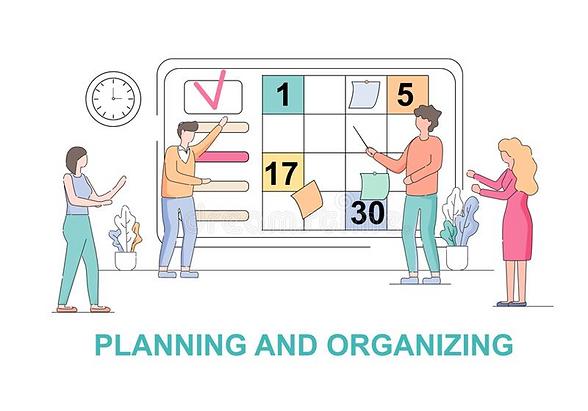 organize schedule ICHS International Com